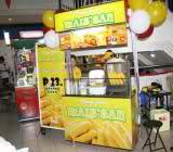 low cost food cart business