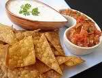corn-munggo chips