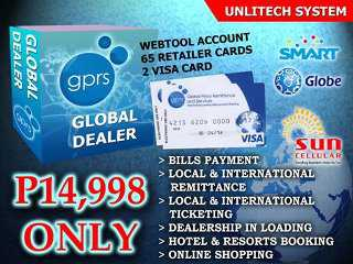 GPRS Ticketing, Eload, Remittance, Bills Payment - Hot & Fast Return Investment Earn 60k/day 4