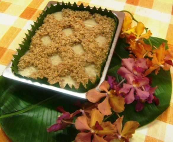 Rice Maja Blanca