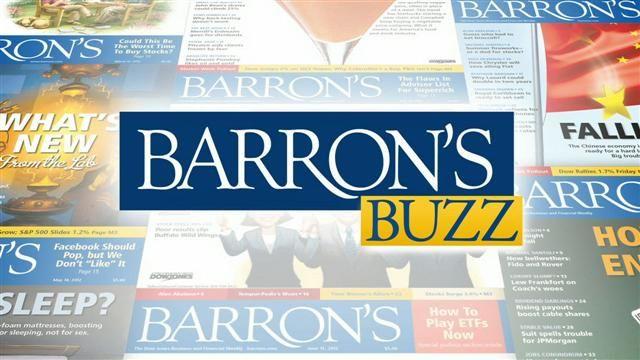 VIDEO: Barron's Buzz: Contrarian Stock Picks 7
