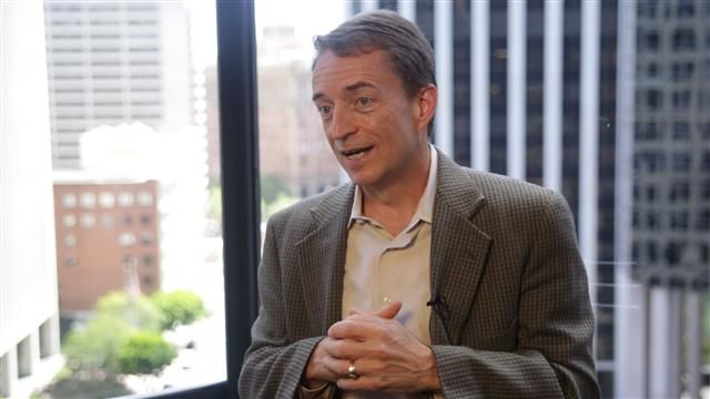 VIDEO: Meet the 'Blue Collar' CEO 1