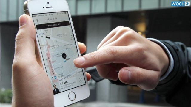 VIDEO: Ride App Uber Gets Respite In German City Of Hamburg 1