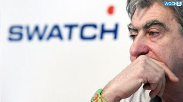 VIDEO: Swatch Prefers Go-it-alone Route For Smartwatch Plans 3
