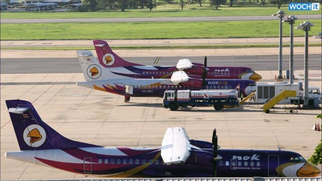 VIDEO: Thai Nok Airlines Sees Lower Net Loss In Third Quarter, Aims For Profit In Fourth Quarter 1