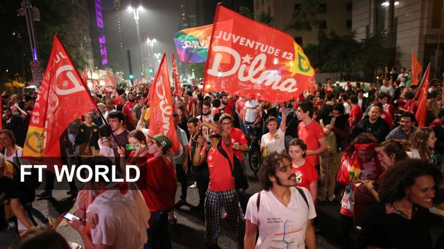 VIDEO: Brazilians react to election results 4