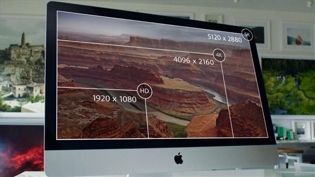 VIDEO: iMac With 5K Retina Display: What to Know 5