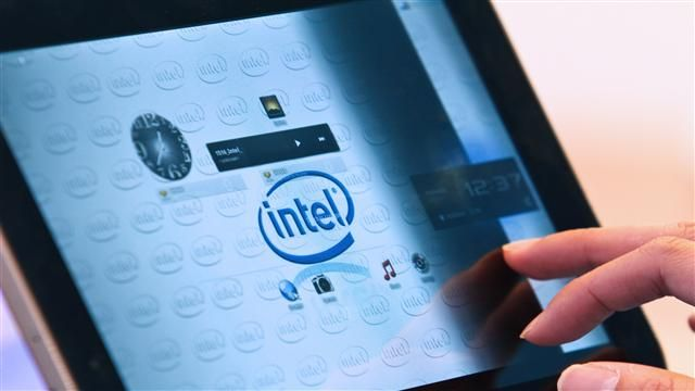 VIDEO: Barron's Bounce: Intel and Schlumberger Rising 1