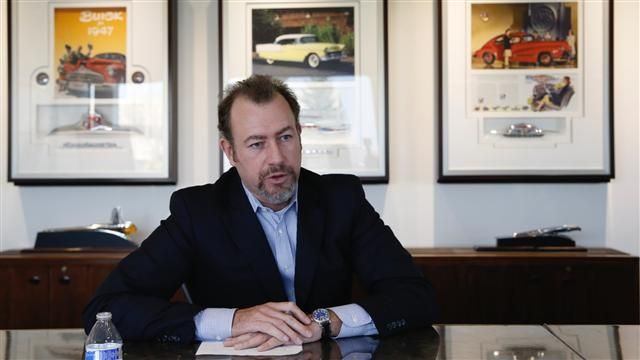 VIDEO: How GM's President Leads Global Teams 1