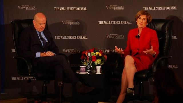 VIDEO: How Does a Woman Become a CEO? 1
