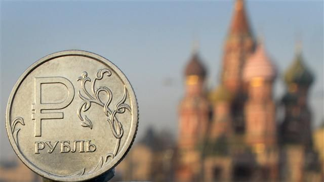 VIDEO: Russian Ruble Crumbles as Oil Continues to Slide 1