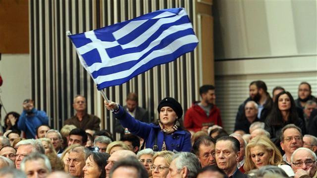 VIDEO: Greek Elections Send Waves Through Europe 1
