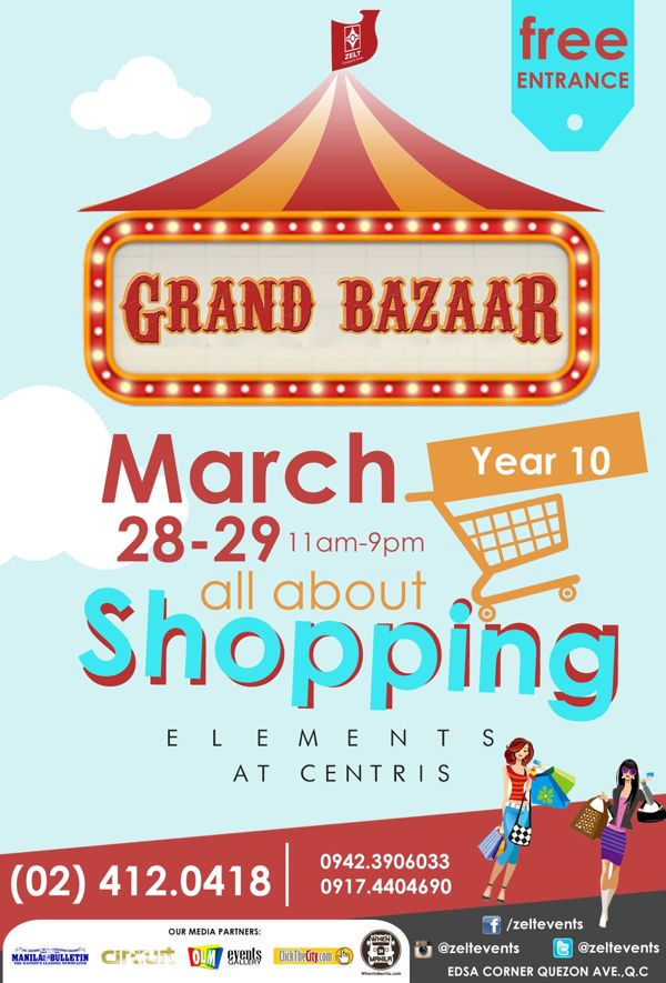 Grand Bazaar @ the Elements at Centris