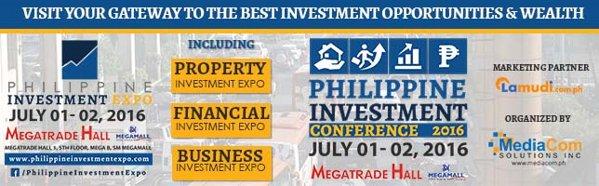 philippine investment expo