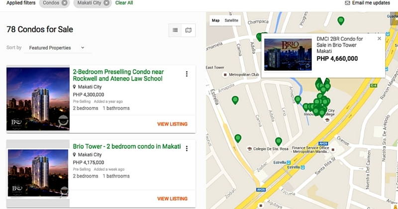 MyProperty Map View
