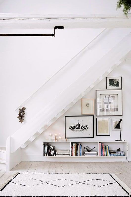 staircase-shelving