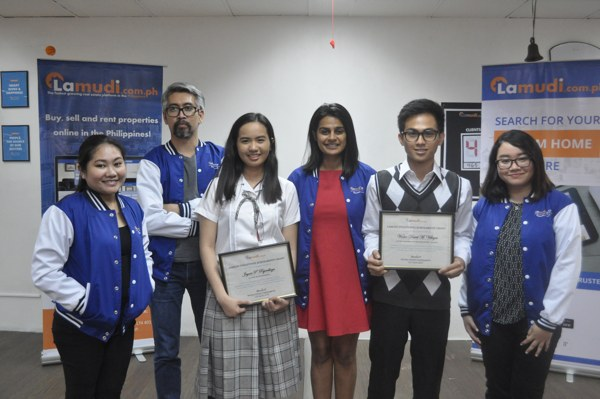LAMUDI PHILIPPINES NAMES FIRST EVER ACADEMIC SCHOLARS 1