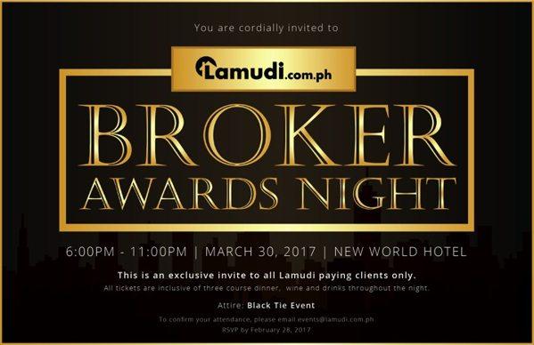 Lamudi to Recognize Outstanding Filipino Brokers 1