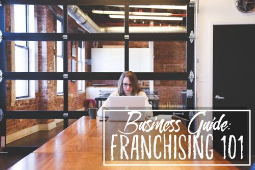 Business Guide: Franchising 101 1