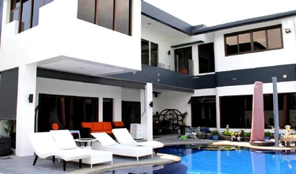 modern luxury home in dasmarias