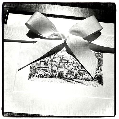 Gifting clients- An expression of appreciation for the work they have done with us 1