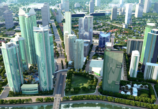 RESIDENTIAL TOWERS SET TO CHANGE METRO MANILA'S SKYLINE THIS YEAR 1
