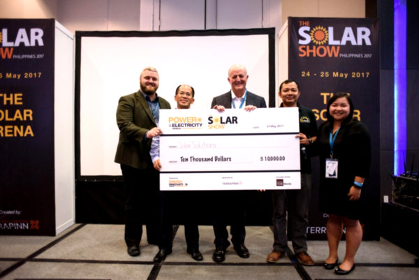 STARTUPS PITCHED THEIR INNOVATIVE ENERGY SOLUTIONS AT THE LARGEST ENERGY EVENT IN THE PHILIPPINES 3