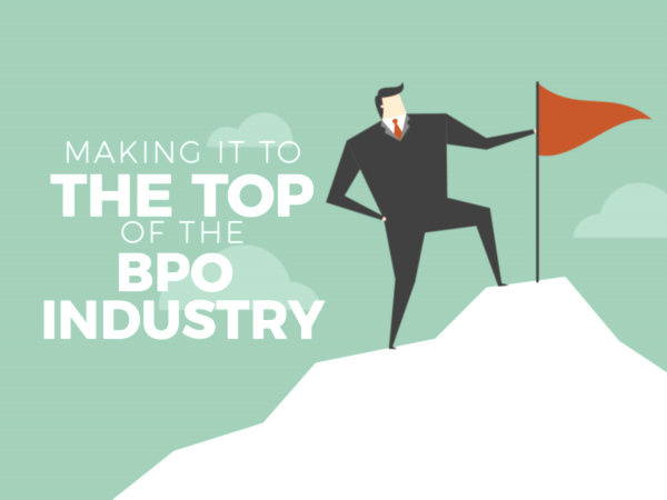 Making It to the Top of the BPO Industry 1