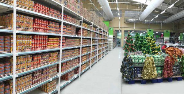 JENRA Opens 5th Supermarket Chain in San Fernando 2