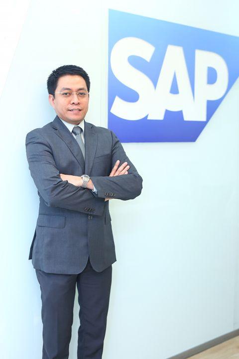 SAP Promotes Filipino Executive Edler Panlilio as Managing Director for SAP Philippines, Inc. 1