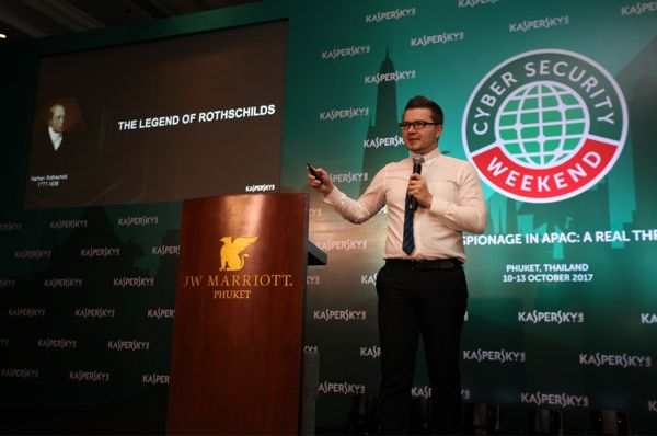 Kaspersky Lab Unmasks the History of Cyber Espionage in the APAC region 1