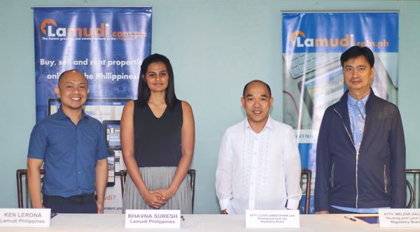 HLURB Partners with LAMUDI, Aims to Increase Transparency 1