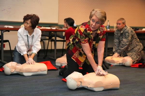First aid training program at work – The top three benefits to unlock 1