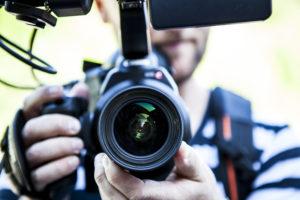 video promotion marketing headshots