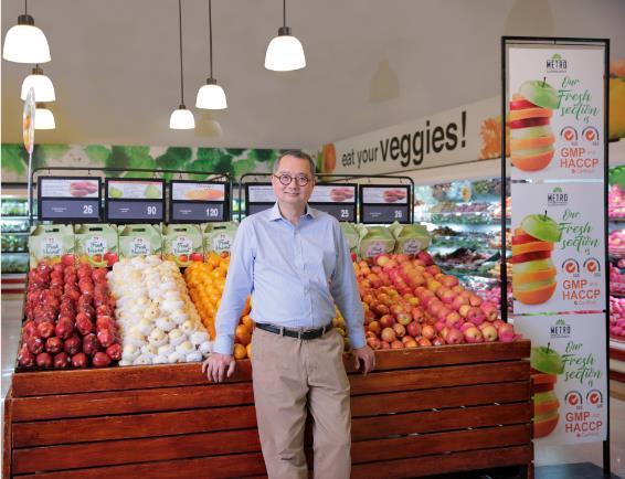 Metro Supermarket Market! Market! gets GMP and HACCP accreditation 1