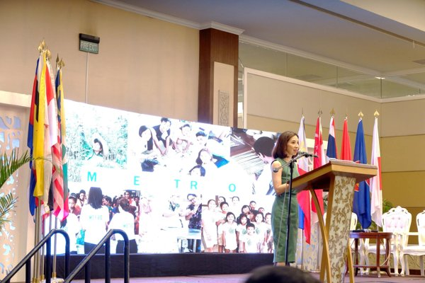 Metro Retail Stores Group shares insights on sustainable shopping at ASEAN Regional Forum