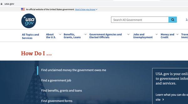 gov backlinks
