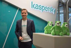Stephan Neumeier_Managing Director for APAC Kaspersky
