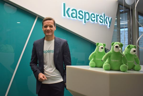 Stephan Neumeier_Managing Director for APAC Kaspersky
