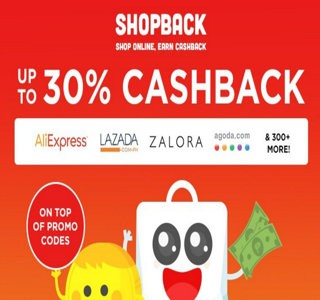 Shopback before your shop