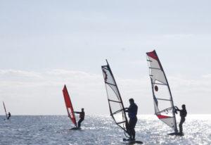 health benefits of sailing