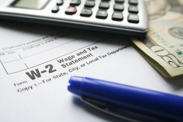 wage and tax statement