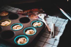 cupcake baking