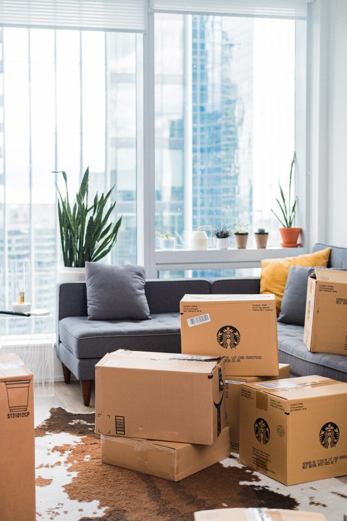 moving tips to a new place
