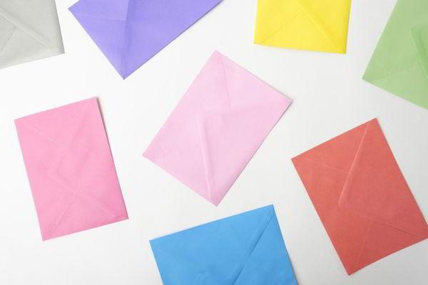 types of envelope