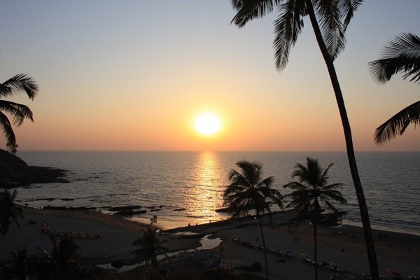 Goa tourist destination