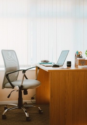 Office Chair And Desk · Free Stock Photo