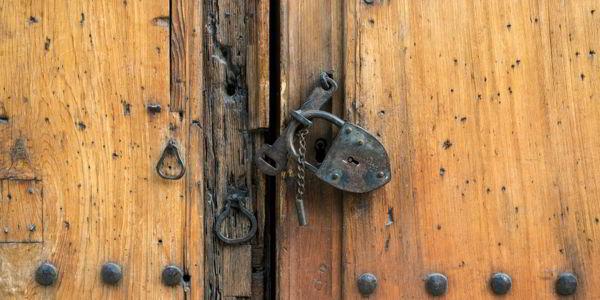 repair broken lock