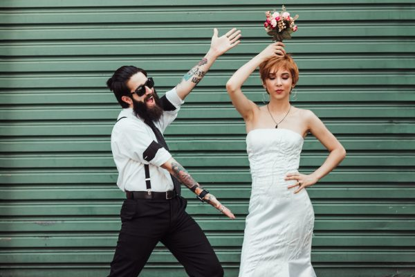 fun photo ideas wedding slideshow