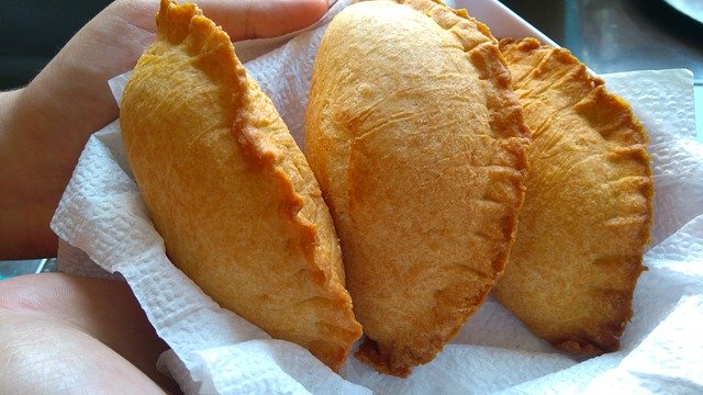 Empanada Food Colombian Food  - natha92_l03 / Pixabay